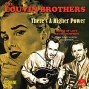 There's a Higher Power - CD Audio di Louvin Brothers