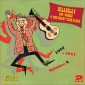 Hillbilly Bop, Boogie &.. - CD Audio