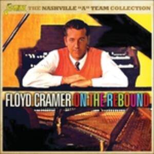 On The Rebound - CD Audio di Floyd Cramer