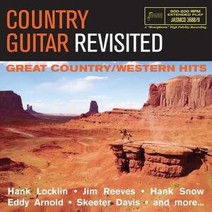 Country Guitar Revisited - CD Audio
