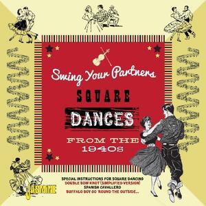Swing Your Partners - CD Audio
