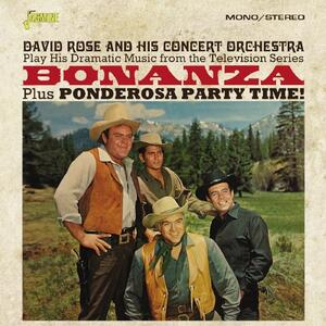 Bonanza! Plus Ponderosa Party Time (Colonna Sonora) - CD Audio