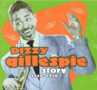 Dizzier and Dizzier - CD Audio di Dizzy Gillespie