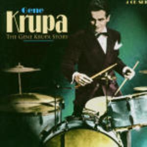The Gene Krupa Story - CD Audio di Gene Krupa