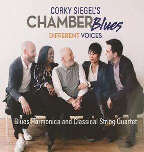 Different Voices - CD Audio di Corky Siegel