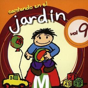 Cantando En El Jardin - CD Audio