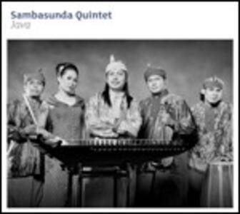 Java - CD Audio di Sambasunda