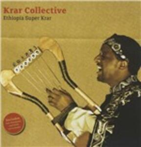 Ethiopia Super Krar - Vinile LP di Krar Collective