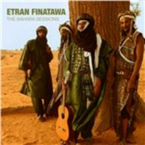 Sahara Sessions - CD Audio di Etran Finatawa