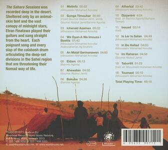 Sahara Sessions - CD Audio di Etran Finatawa - 2