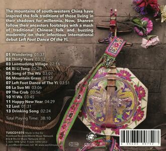 Left Foot Dance of the Yi - CD Audio di Shanren - 2