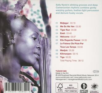 Tiger Run - CD Audio di Sally Nyolo - 2
