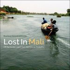 Lost in Mali - CD Audio