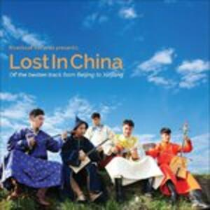 Lost in China - CD Audio