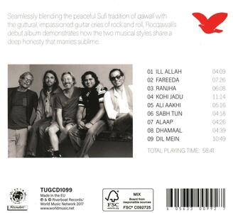 Sufi Spirit - CD Audio di Rocqawali - 2