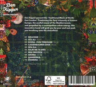 Seven Sisters - CD Audio di Don Kipper - 2
