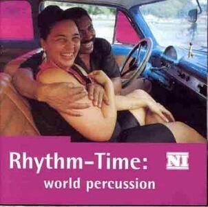 The Rough Guide to Rhythm-Time: World Percussion - CD Audio