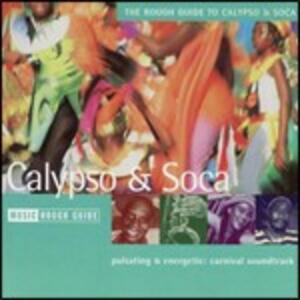 The Rough Guide to Calypso and Soca - CD Audio