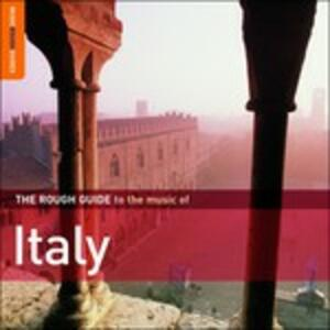 The Rough Guide to the Music of Italy - CD Audio