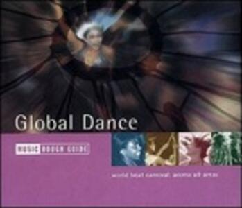 The Rough Guide to Global Dance - CD Audio