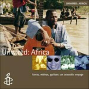 The Rough Guide to Unwired Africa - CD Audio