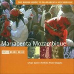 The Rough Guide to the Marrabenta Mozambique - CD Audio
