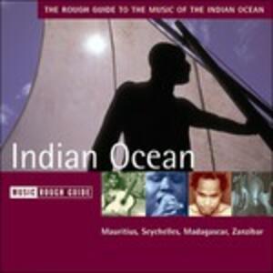 The Rough Guide to the Music of the Indian Ocean - CD Audio