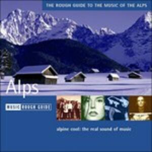 The Rough Guide to the Music of Alps - CD Audio