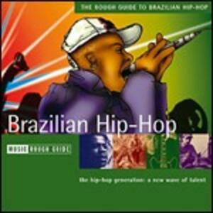 The Rough Guide to Brazilian Hip-Hop - CD Audio
