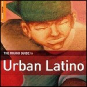 The Rough Guide to Urban Latino - CD Audio