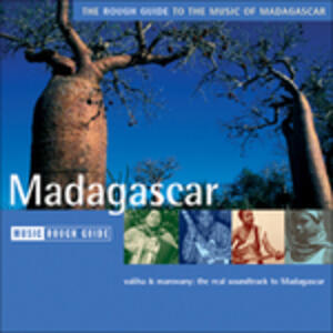 The Rough Guide to Madagascar - CD Audio