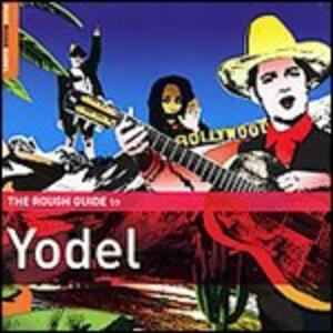 The Rough Guide to Yodel - CD Audio