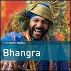 The Rough Guide to Bhangra - CD Audio