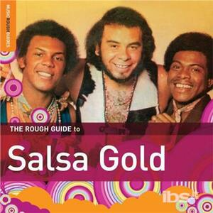Rough Guide To Salsa Gold - CD Audio