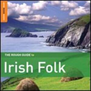 The Rough Guide to Irish Folk - CD Audio