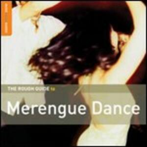 The Rough Guide to Merengue Dance - CD Audio