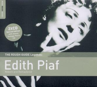 The Rough Guide Legends - CD Audio di Edith Piaf