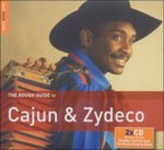 Rough Guide to Cajun & - CD Audio