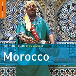 The Rough Guide to Morokko - CD Audio