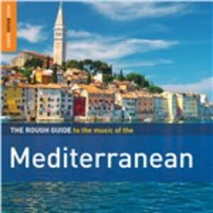 The Rough Guide to the Music of the Mediterranean - CD Audio