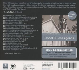 The Rough Guide to Blues Legends - CD Audio di Blind Willie Johnson - 2