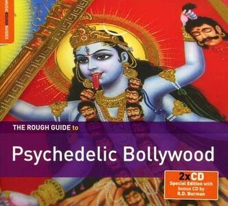 The Rough Guide to Psychedelic Bollywood - CD Audio