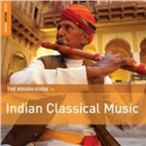 The Rough Guide to Indian Classical Music - CD Audio