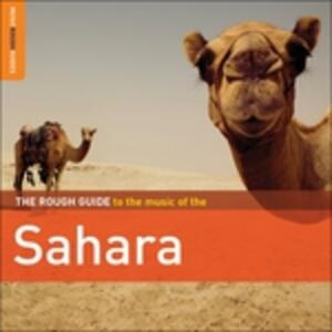 The Rough Guide to the Music of the Sahara - CD Audio