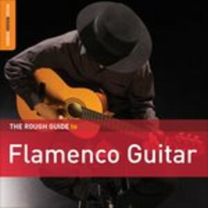 The Rough Guide to Flamenco Guitar - CD Audio
