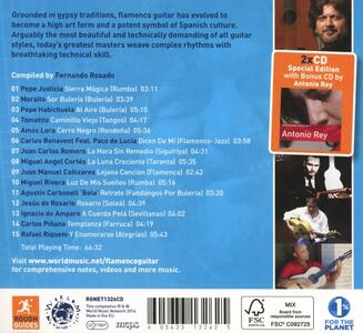 The Rough Guide to Flamenco Guitar - CD Audio - 2