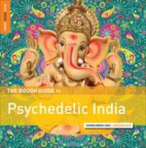 The Rough Guide to Psychedelic India - CD Audio