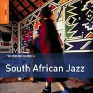 The Rough Guide to South African Jazz - CD Audio