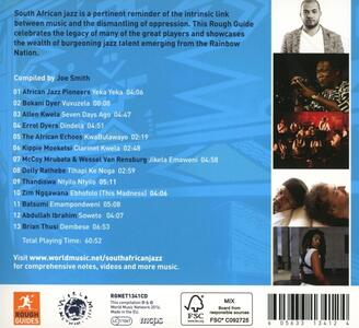 The Rough Guide to South African Jazz - CD Audio - 2