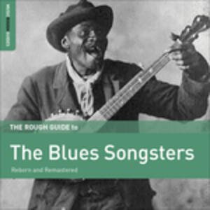 Rough Guide to Blues.. - CD Audio